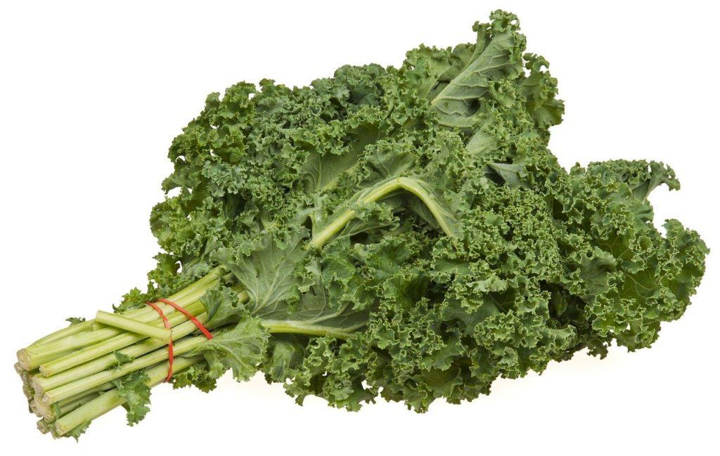 Immune Enhancing Foods (Kale)