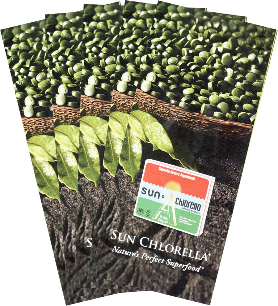 Sun Chlorella - Nature's Superfood
